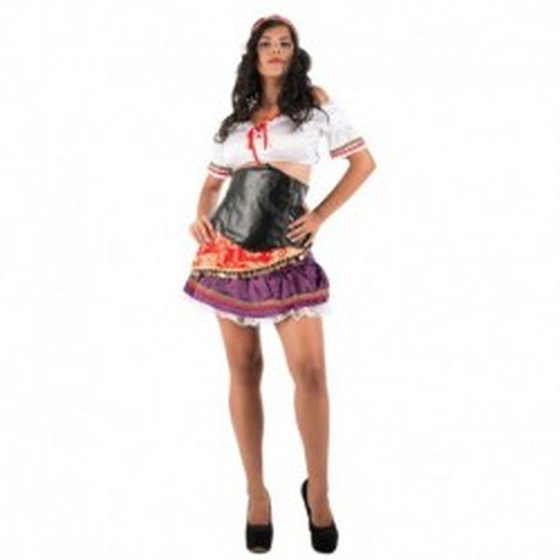 Corset Folklore Esmeralda Multicolor