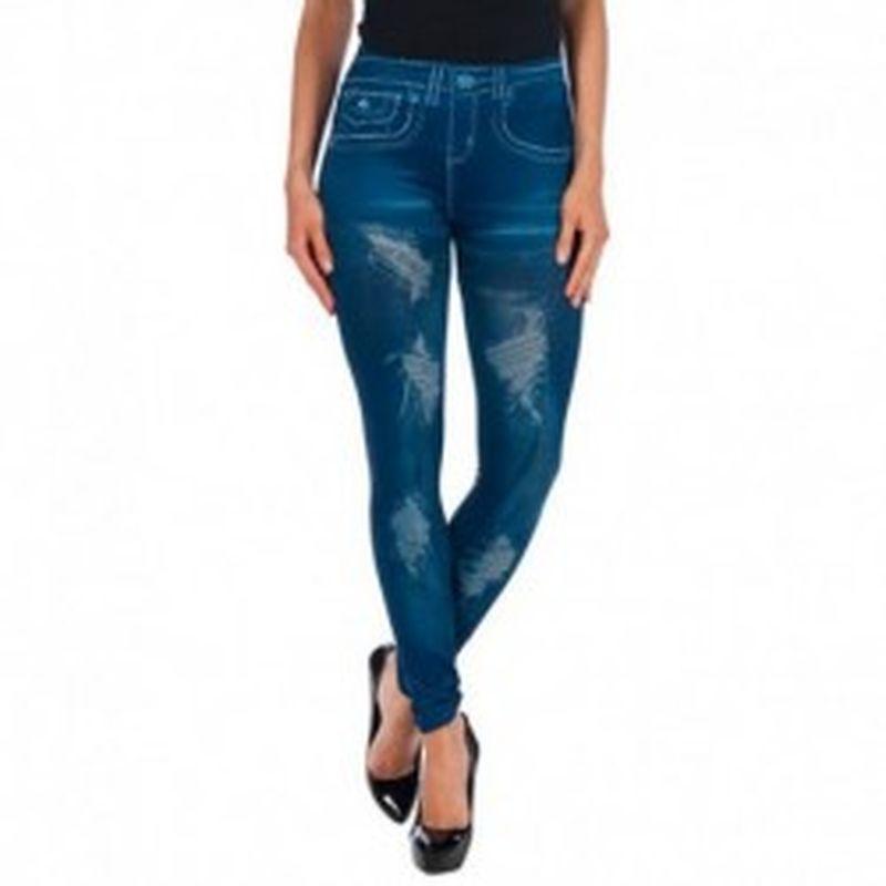 Legging Jacy Azul