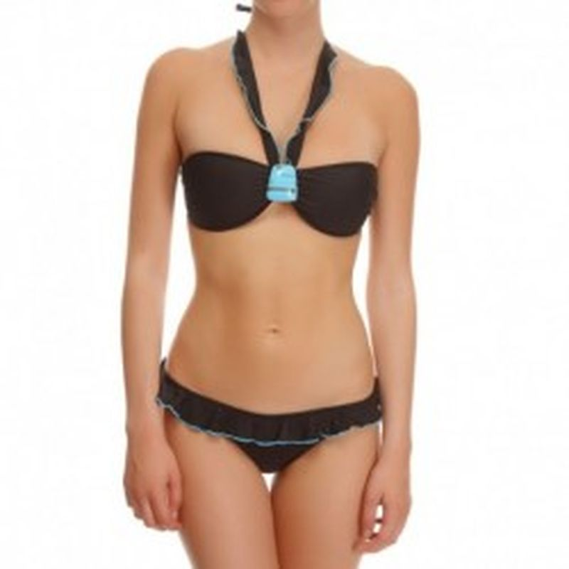 Bikini Ambar Negro