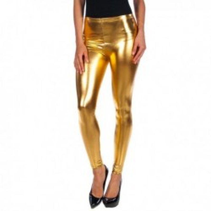 Legging Oro Dorado