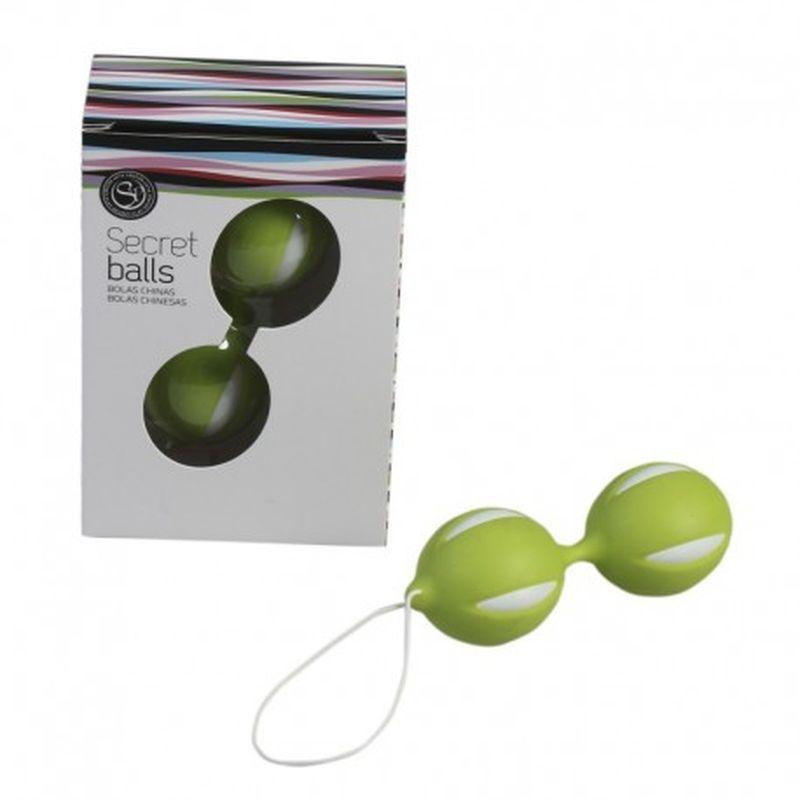 SECRET BALLS verdes
