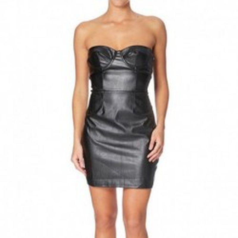 Vestido Gaelle Negro