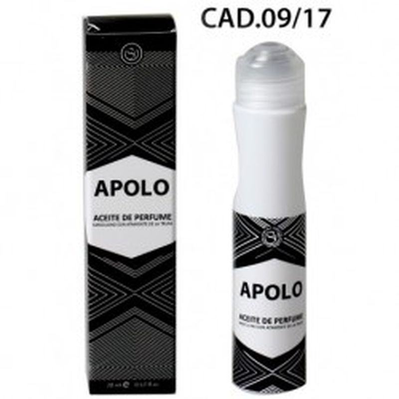 ACEITE DE PERFUME  APOLO 20 ml