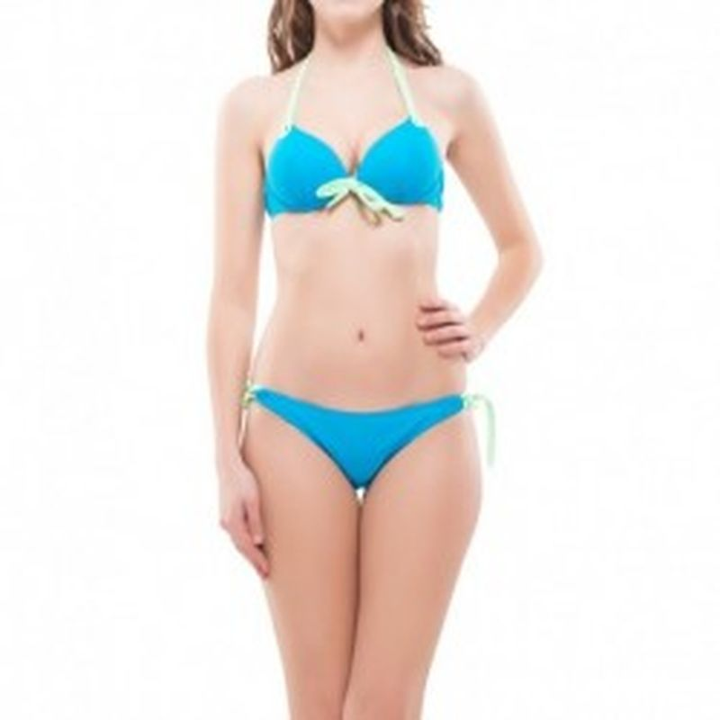 Bikini Ruth Azul