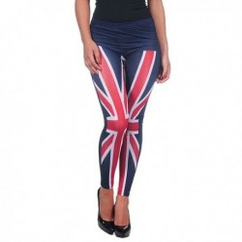 UK Legging Azul