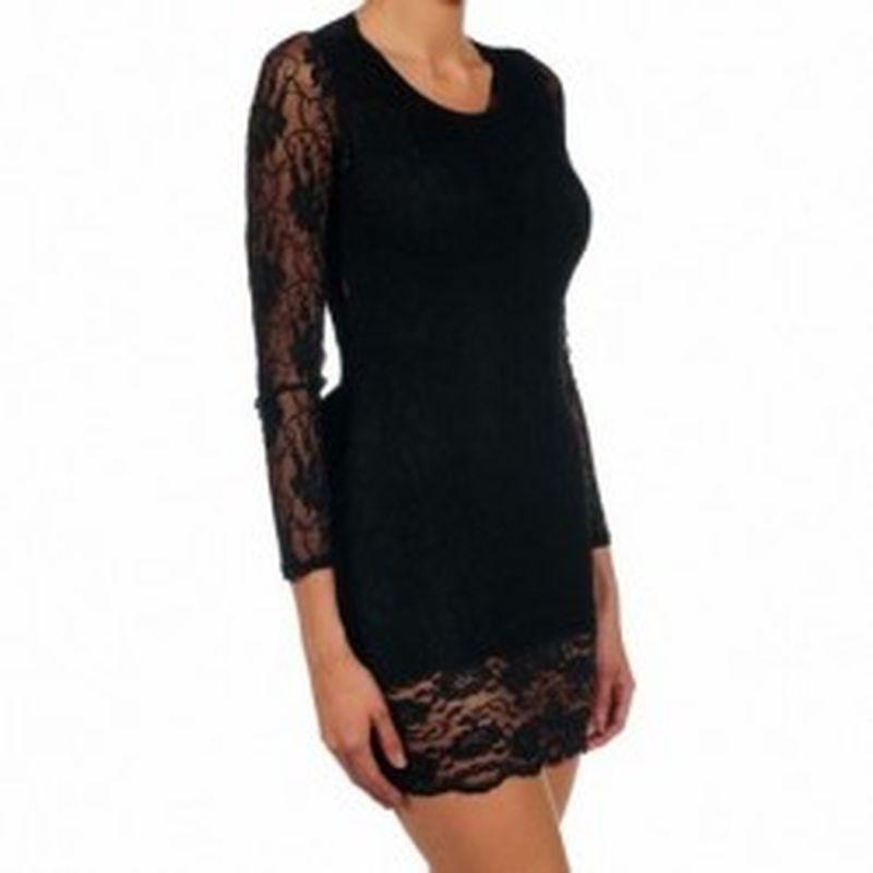 Vestido Cris Negro