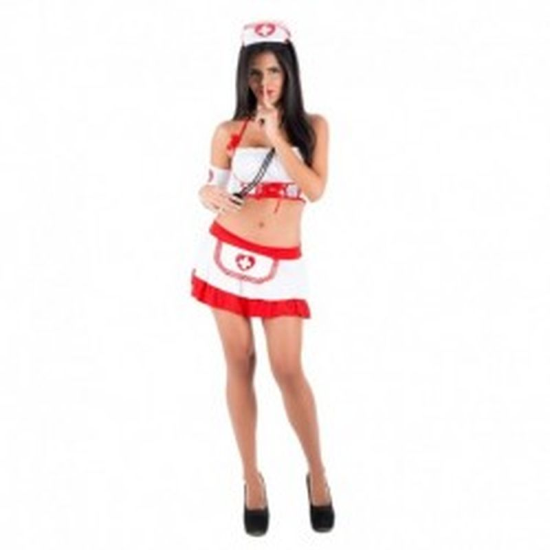 Disfraz Infirmière Blanco