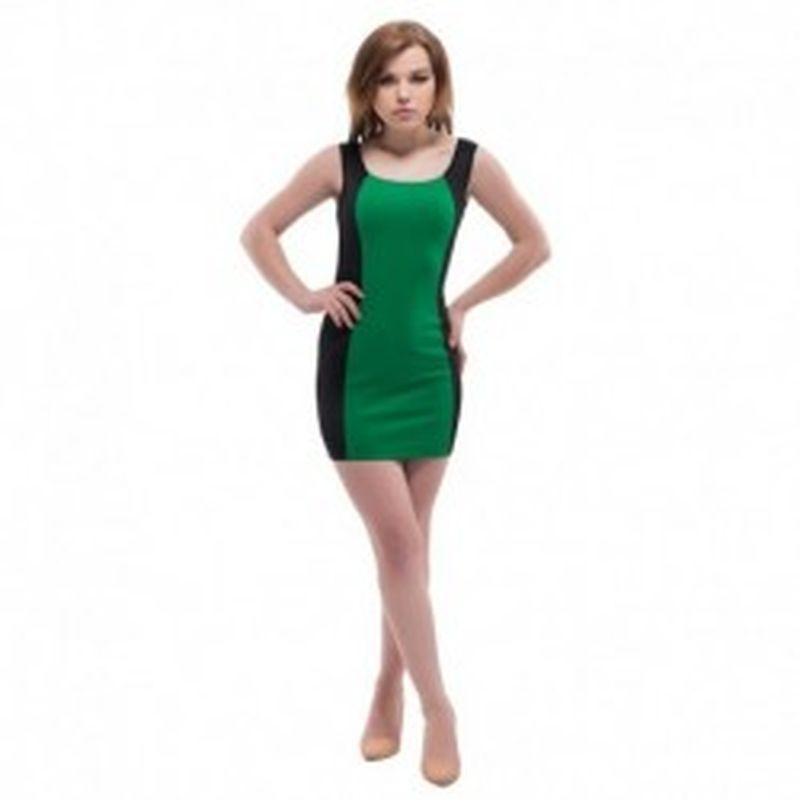 Vestido Obi Verde