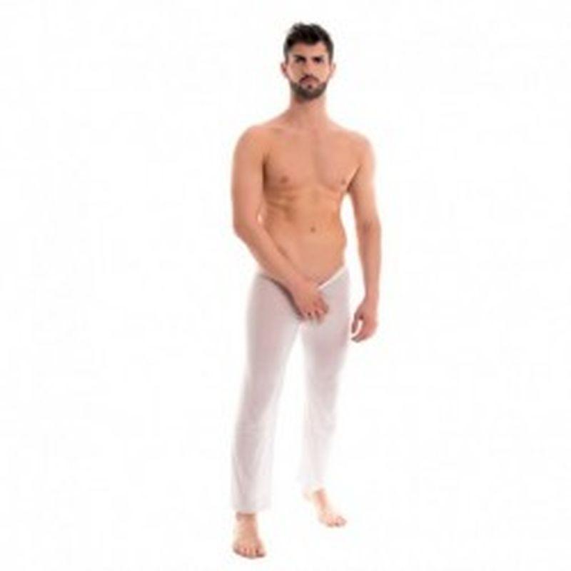 Pantalones Marco Blanco