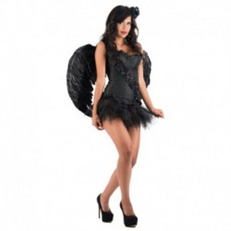 Disfraz Swan Mia Negro