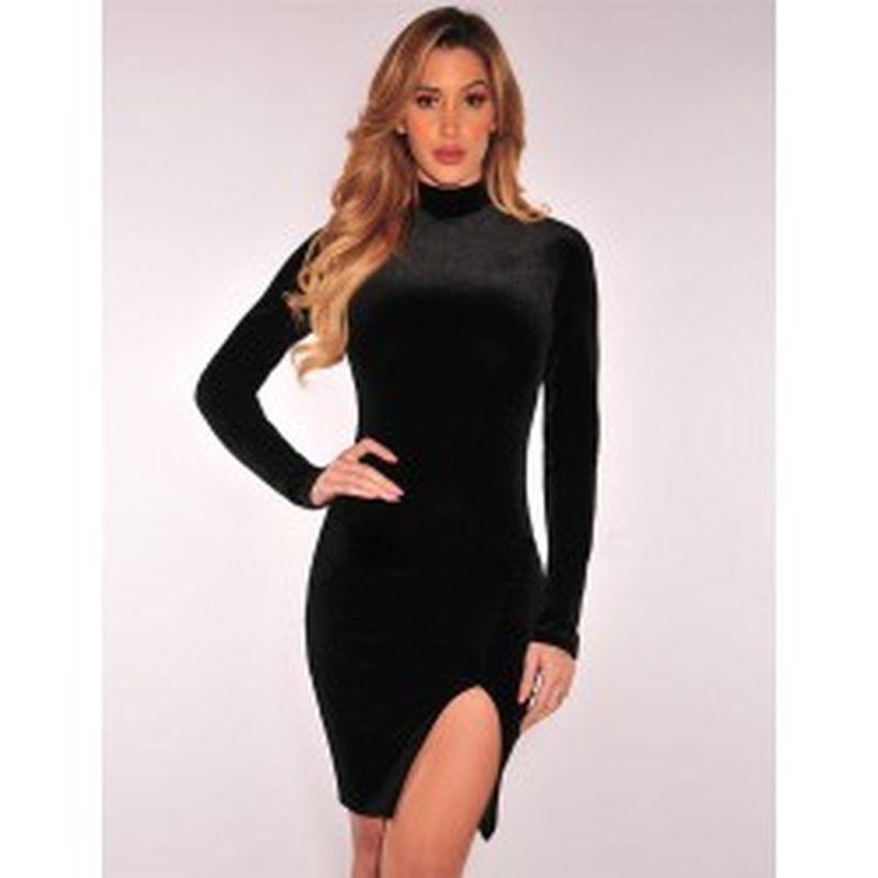 Vestido Chloé Negro