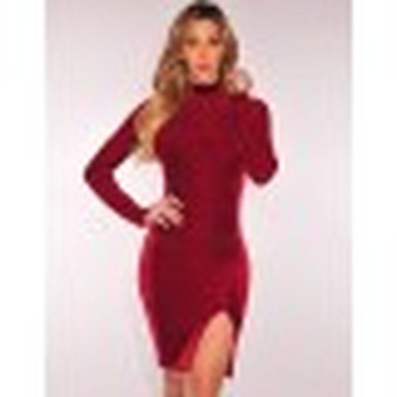 Vestido Chloé Rojo