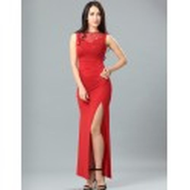 Vestido Catherine Rojo