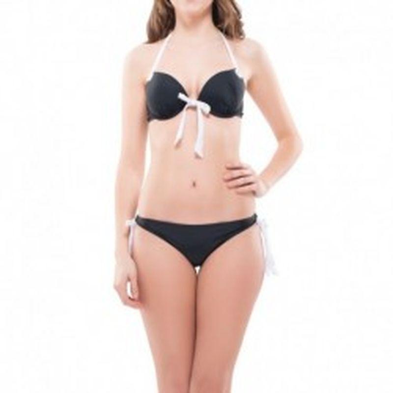 Bikini Lizzie Negro