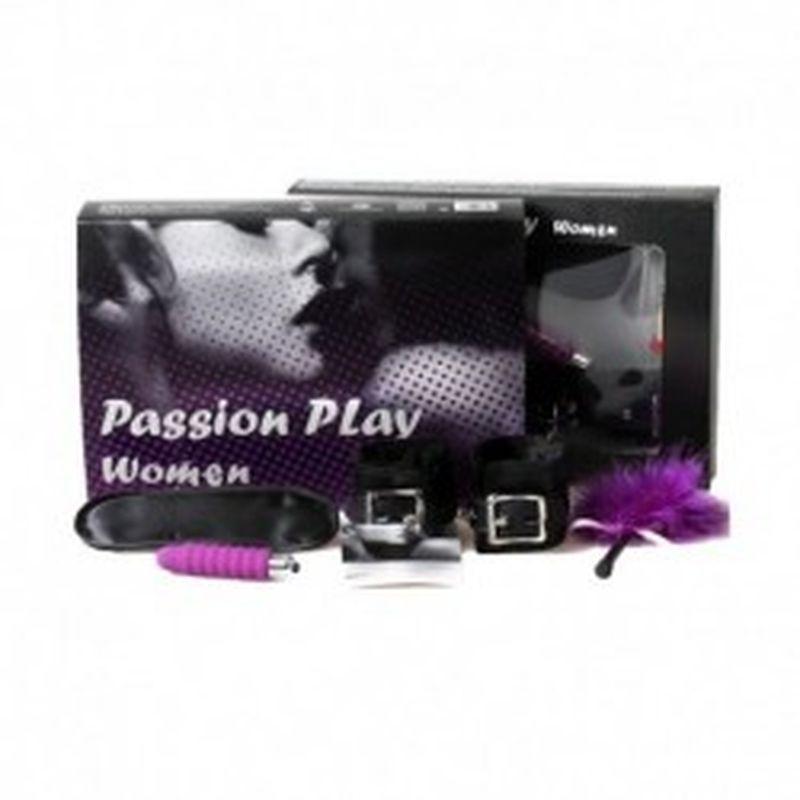 - JUEGO PASSION PLAY WOMEN Español / Portugués