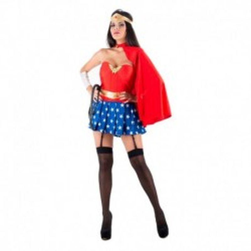 Disfraz Capitán América Rojo