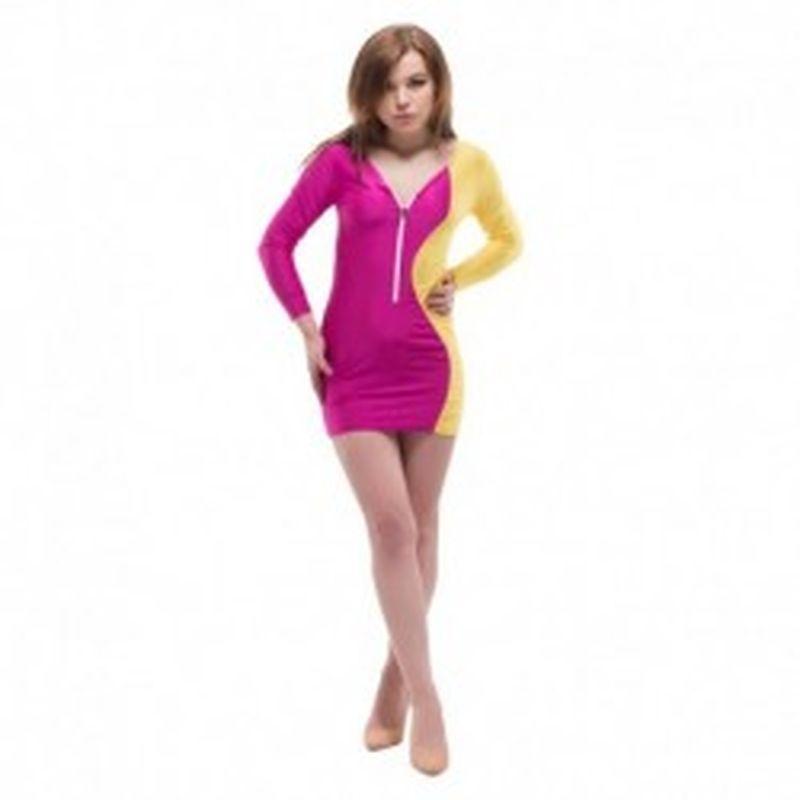 Vestido Gitánia Multicolor
