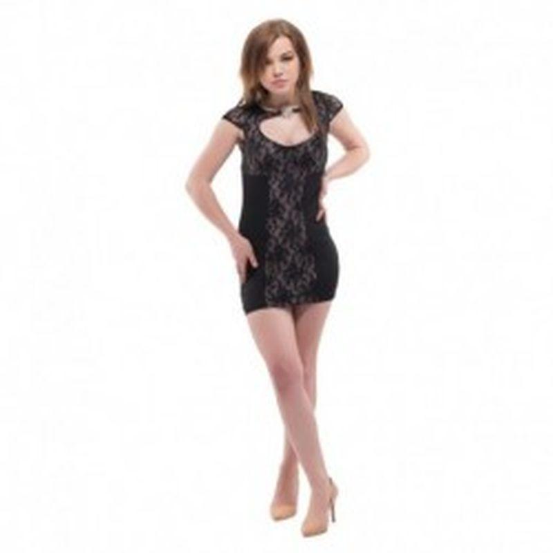 Vestido Vania Gris