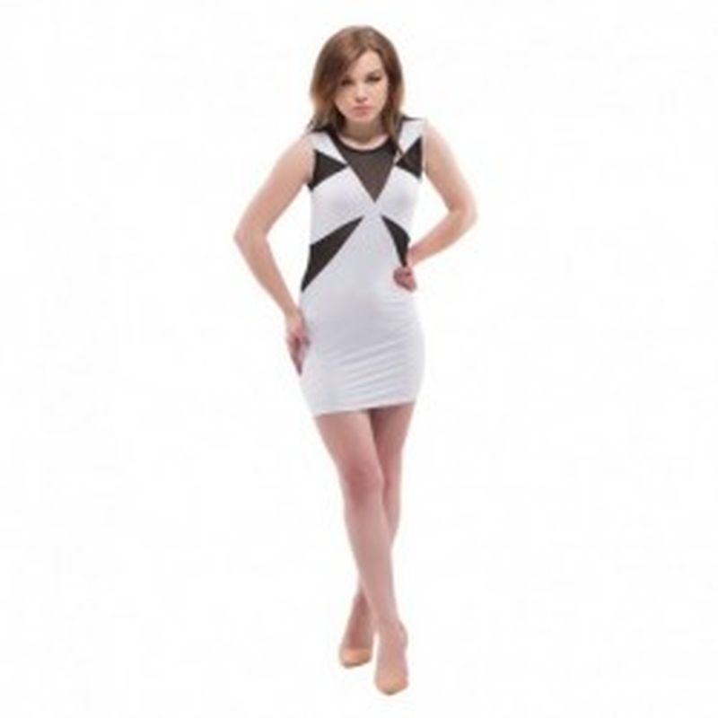 Vestido Binasco Blanco