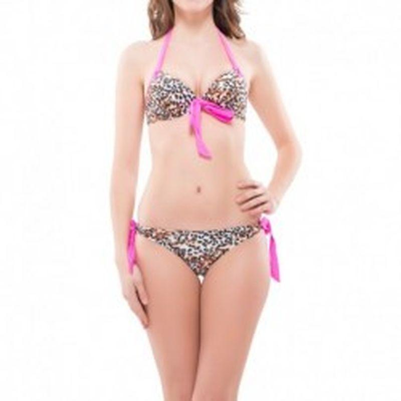 Bikini Amy Leopardo