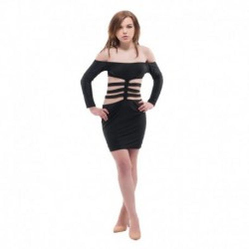 Vestido Scilla Negro