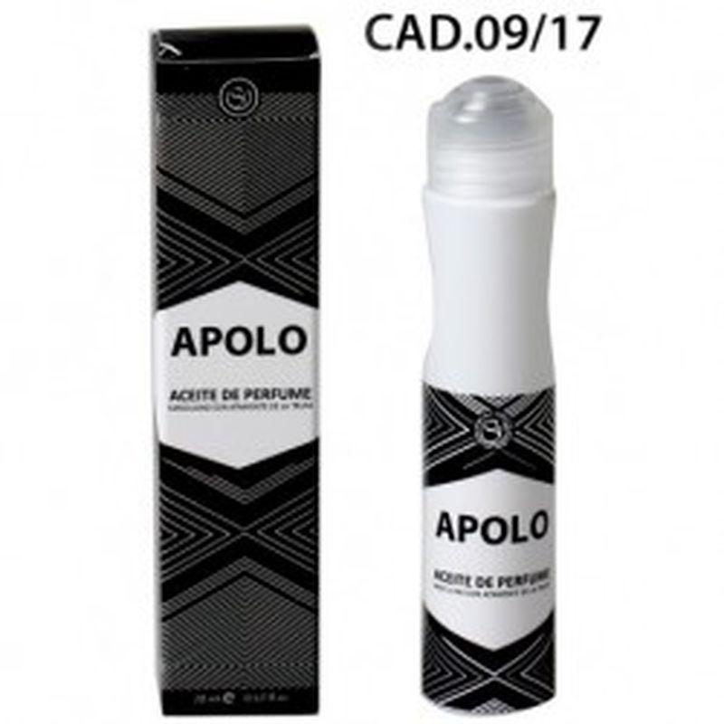ACEITE DE PERFUME  APOLO 20 ml