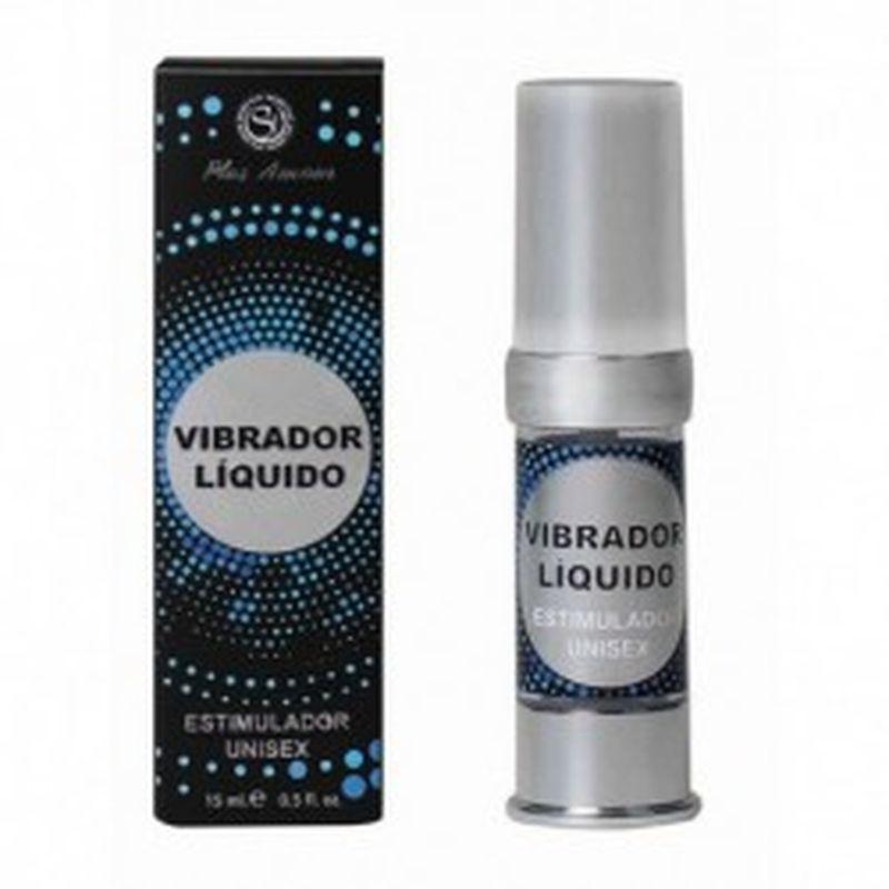 VIBRADOR LIQUIDO 15 ml