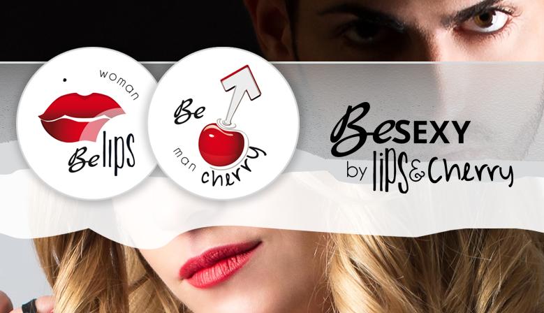 Lips and Cherry, Lencería erótica para hombre y mujer